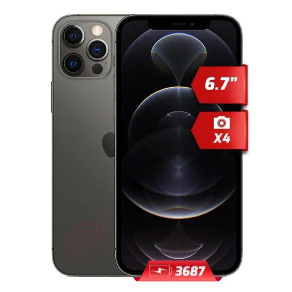 iPhone 12 Pro Max Negro
