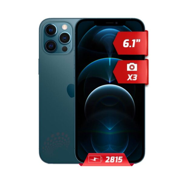 iPhone 12 Pro 256GB Azul