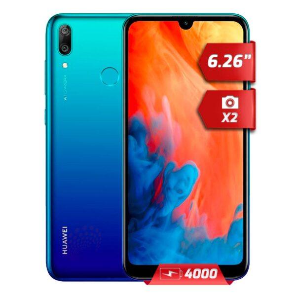 Huawei Y7 2019 32GB Azul